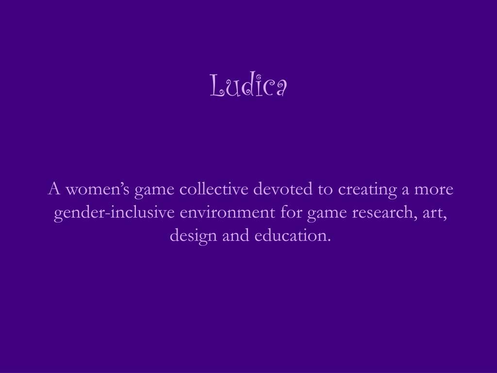 Ludica