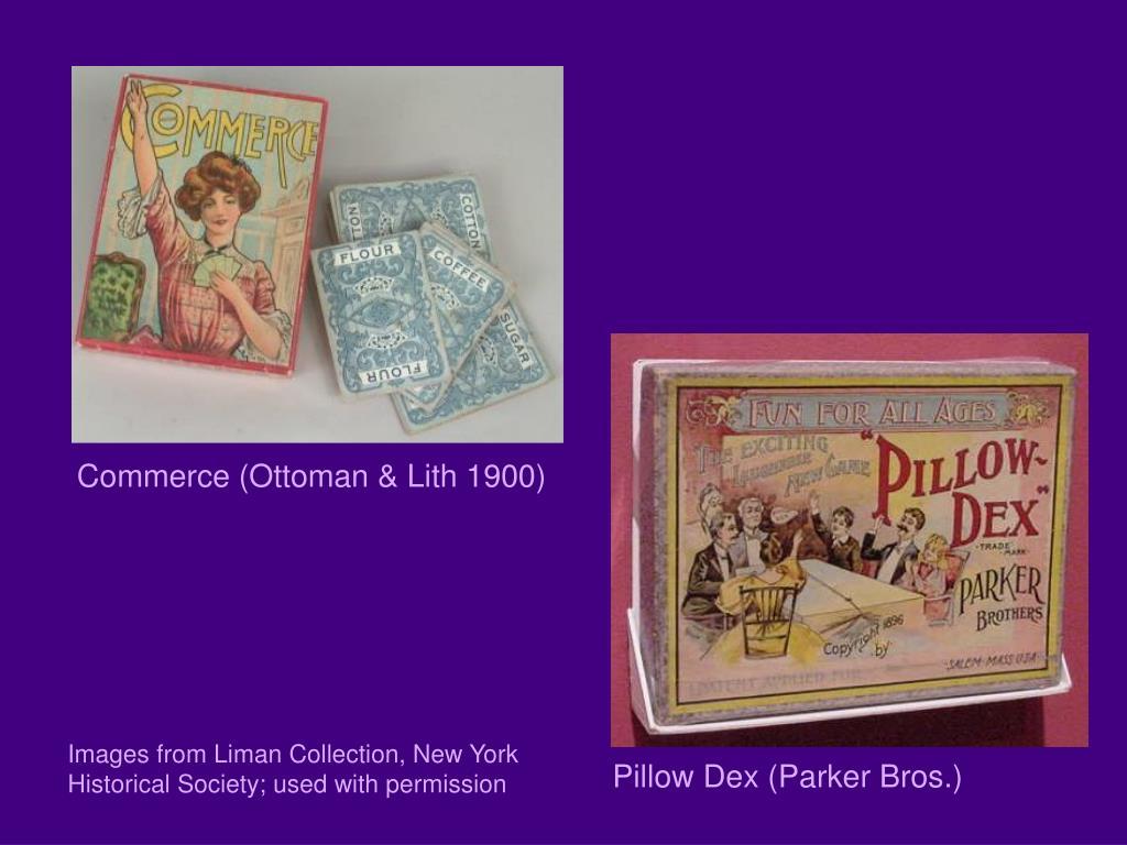 Commerce (Ottoman & Lith 1900)
