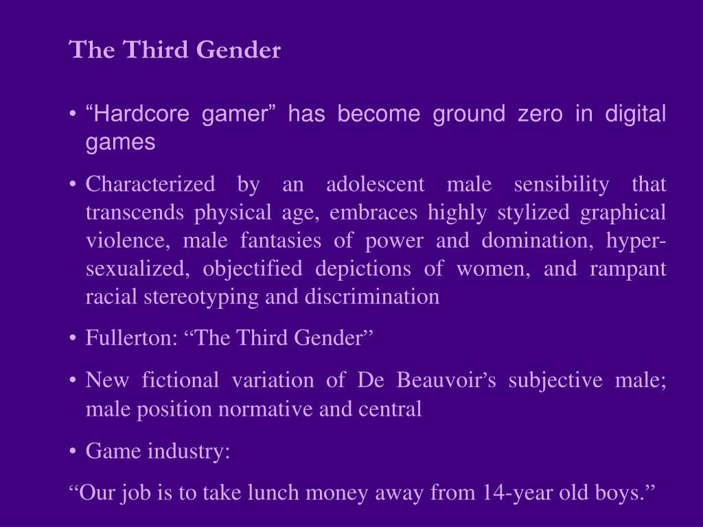 The Third Gender