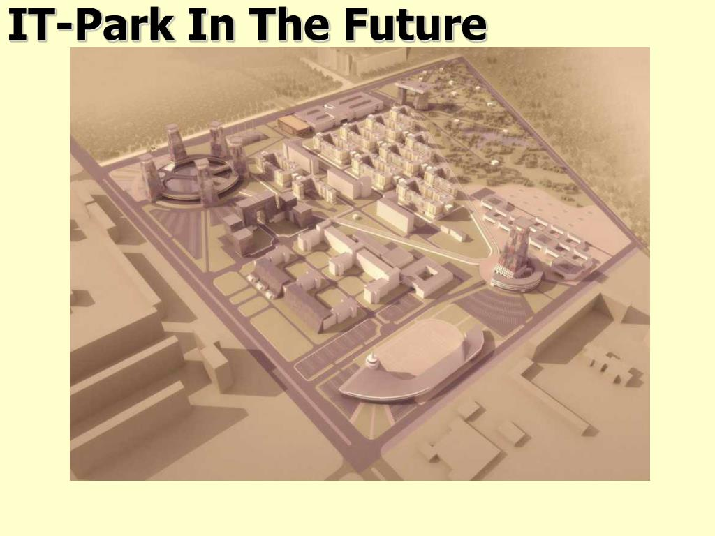 IT-Park In The Future