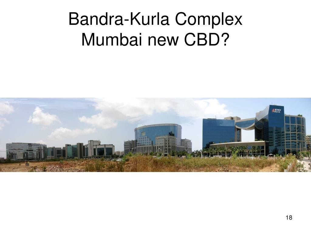 Bandra-Kurla Complex
