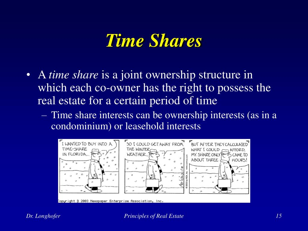 Time Shares