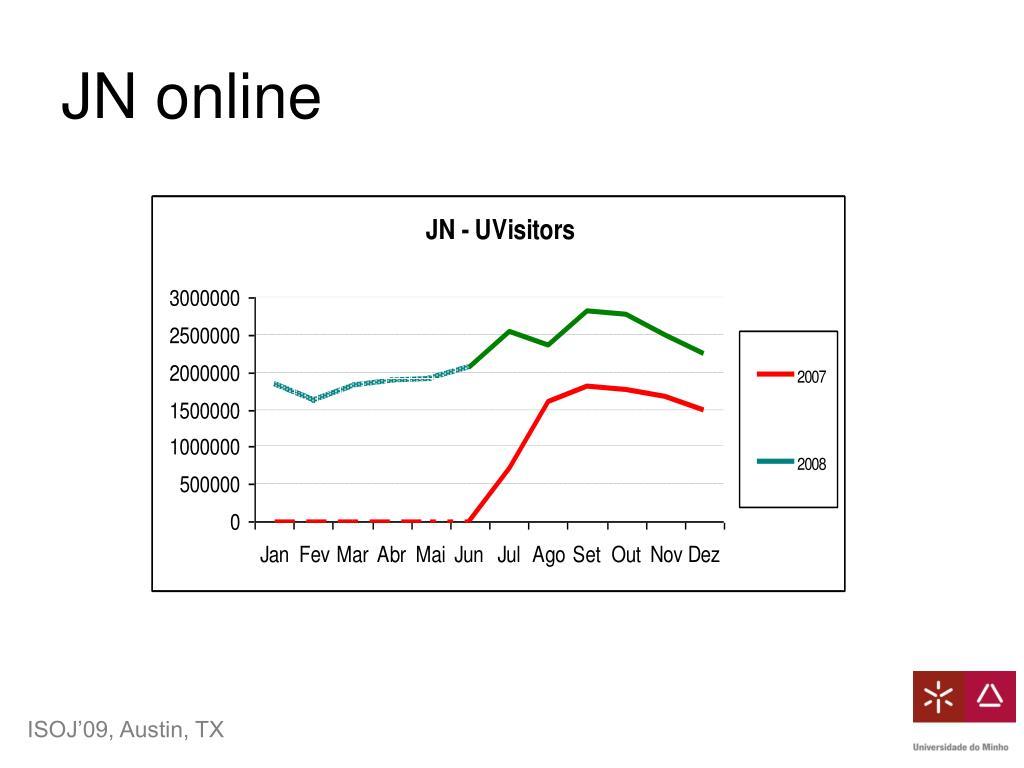 JN online