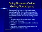 doing business online getting started cont19