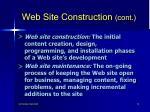web site construction cont74