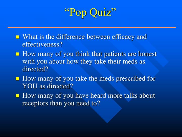 """Pop Quiz"""