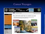 career voyages