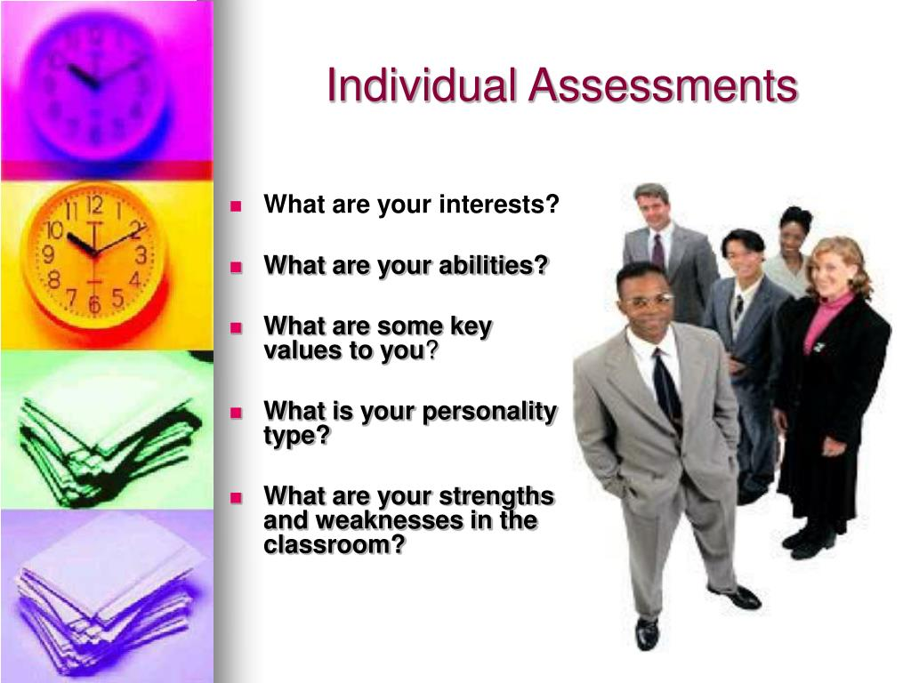 Individual Assessments