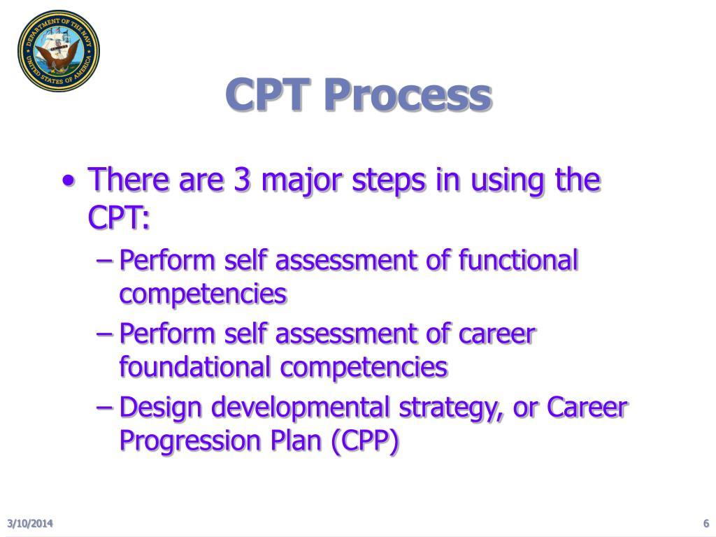CPT Process