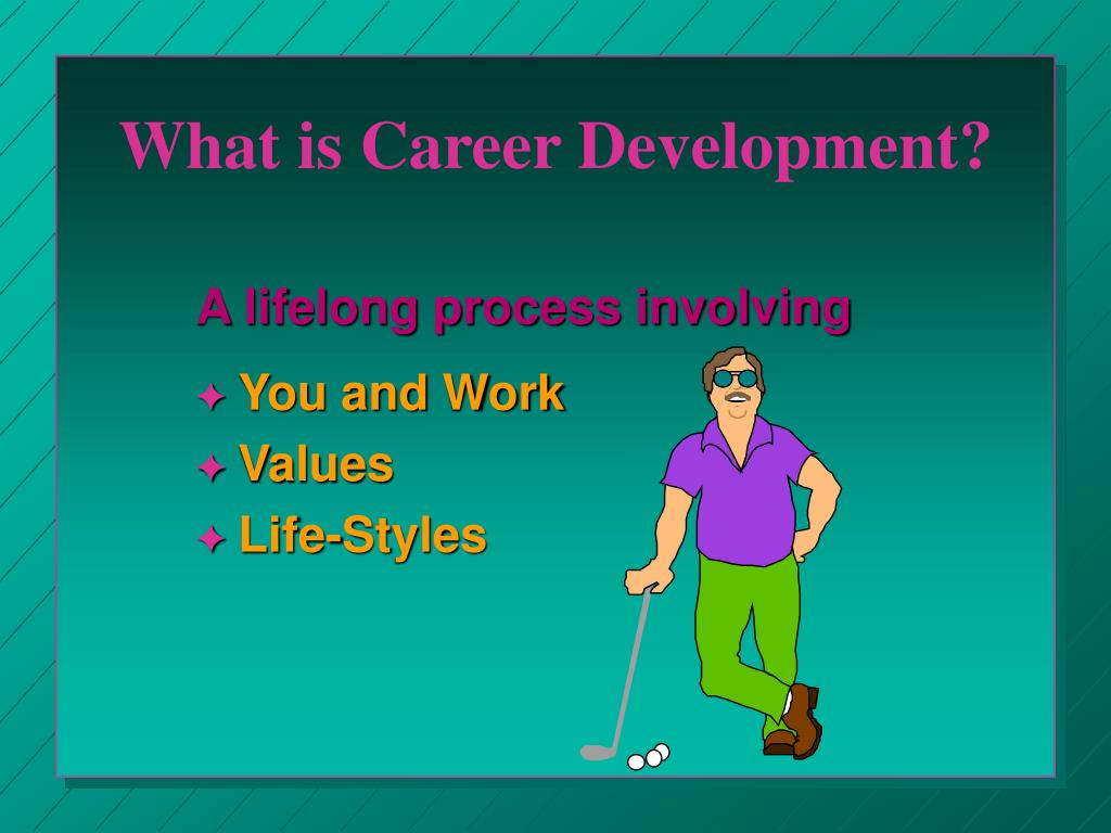 What is Career Development?