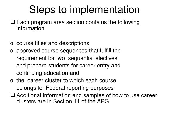 Steps to implementation3 l.jpg
