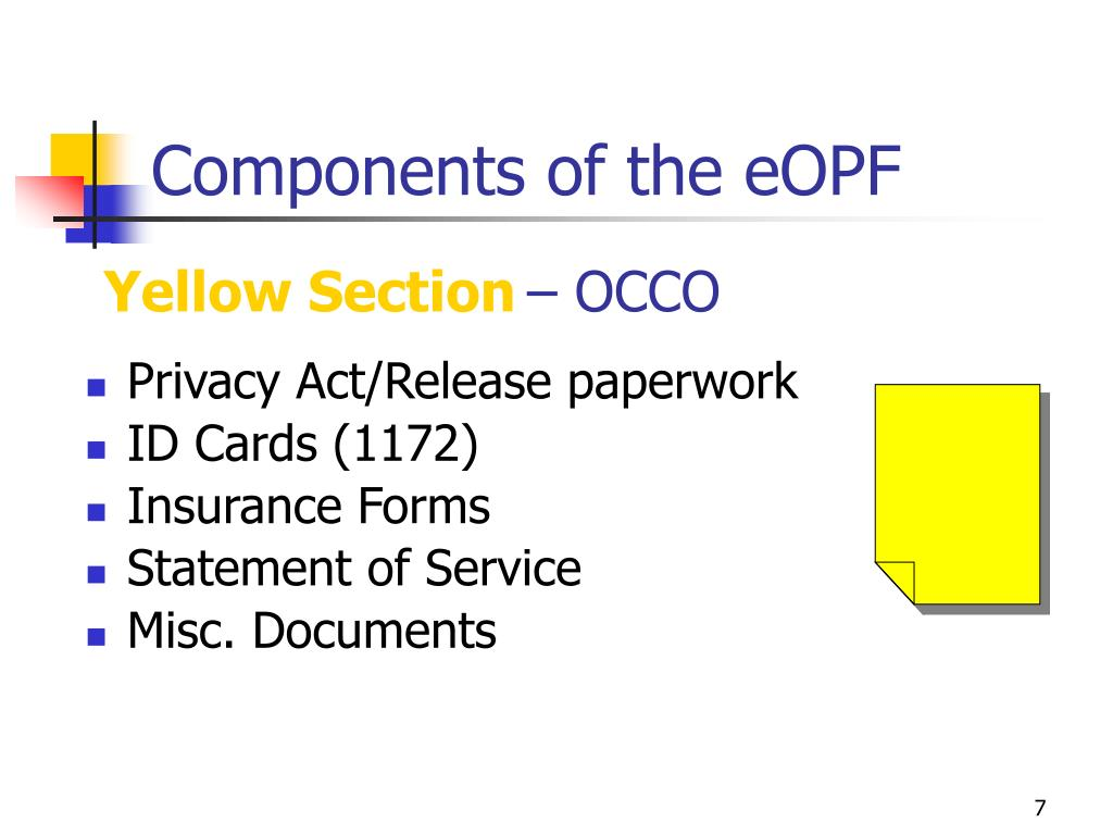 Privacy Act/Release paperwork