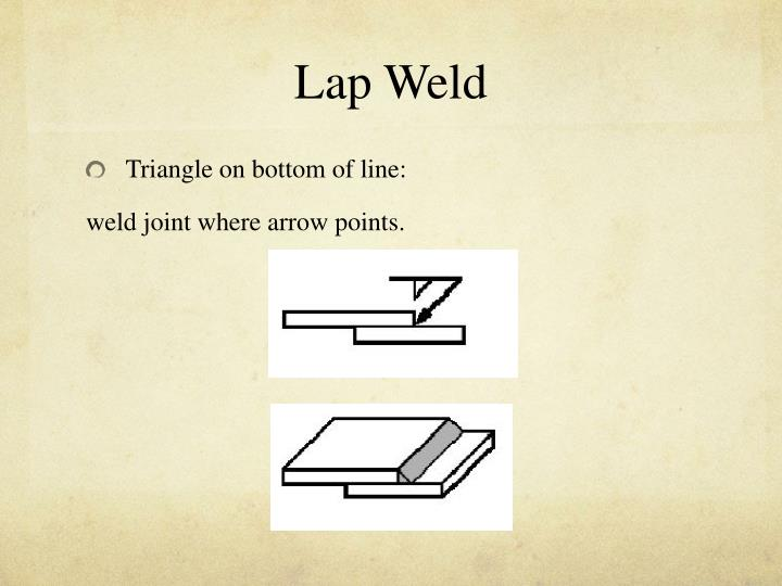 Lap Weld