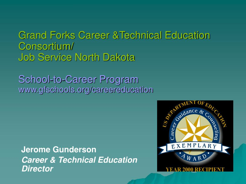 Grand Forks Career &Technical Education Consortium/