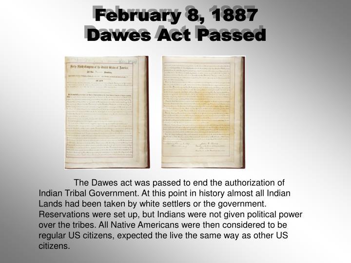 February 8, 1887