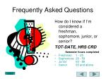 frequently asked questions33