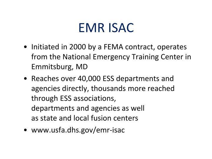 EMR ISAC