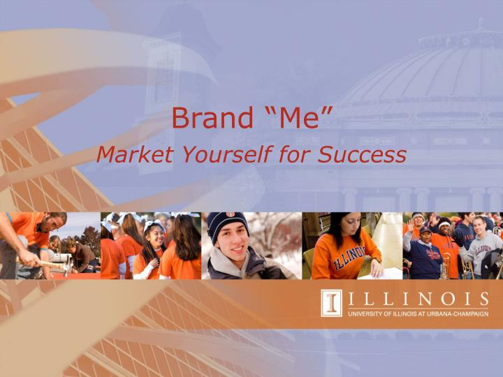 Brand me market yourself for success l.jpg