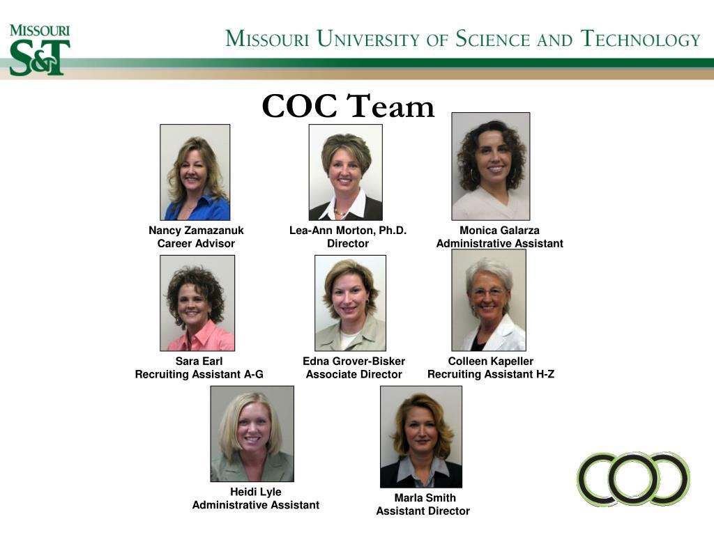 COC Team