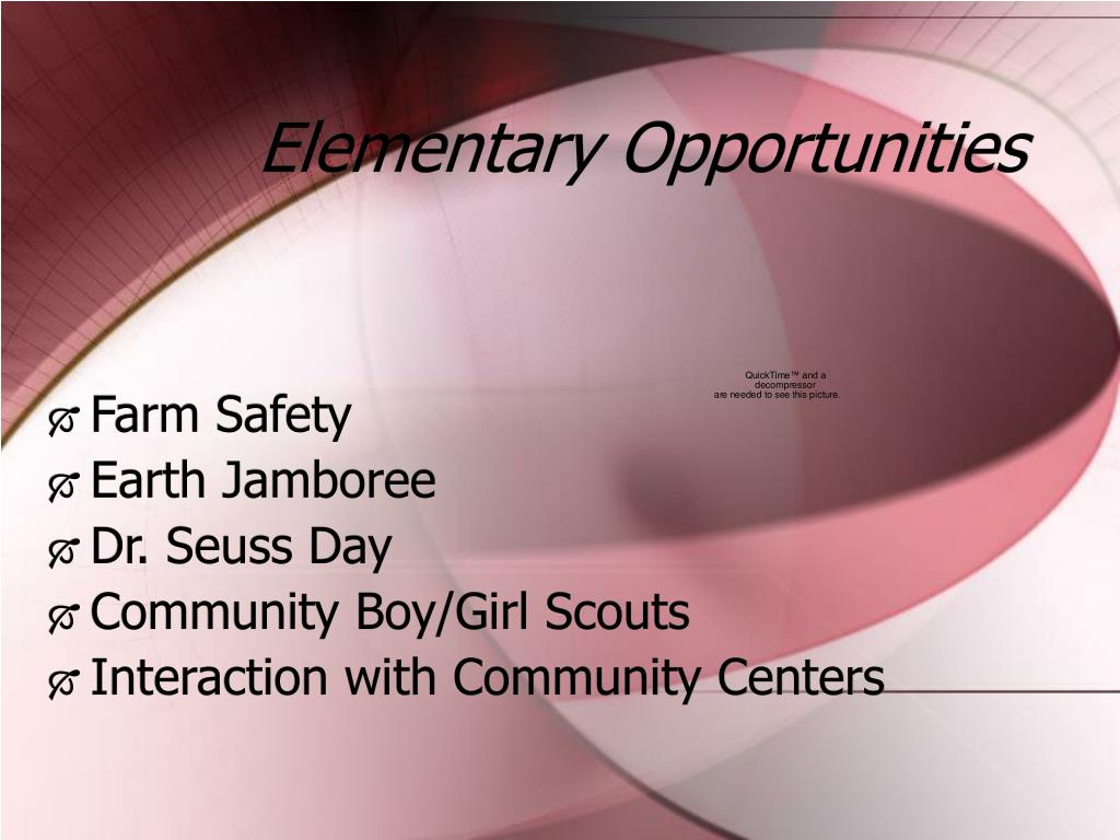 Elementary Opportunities