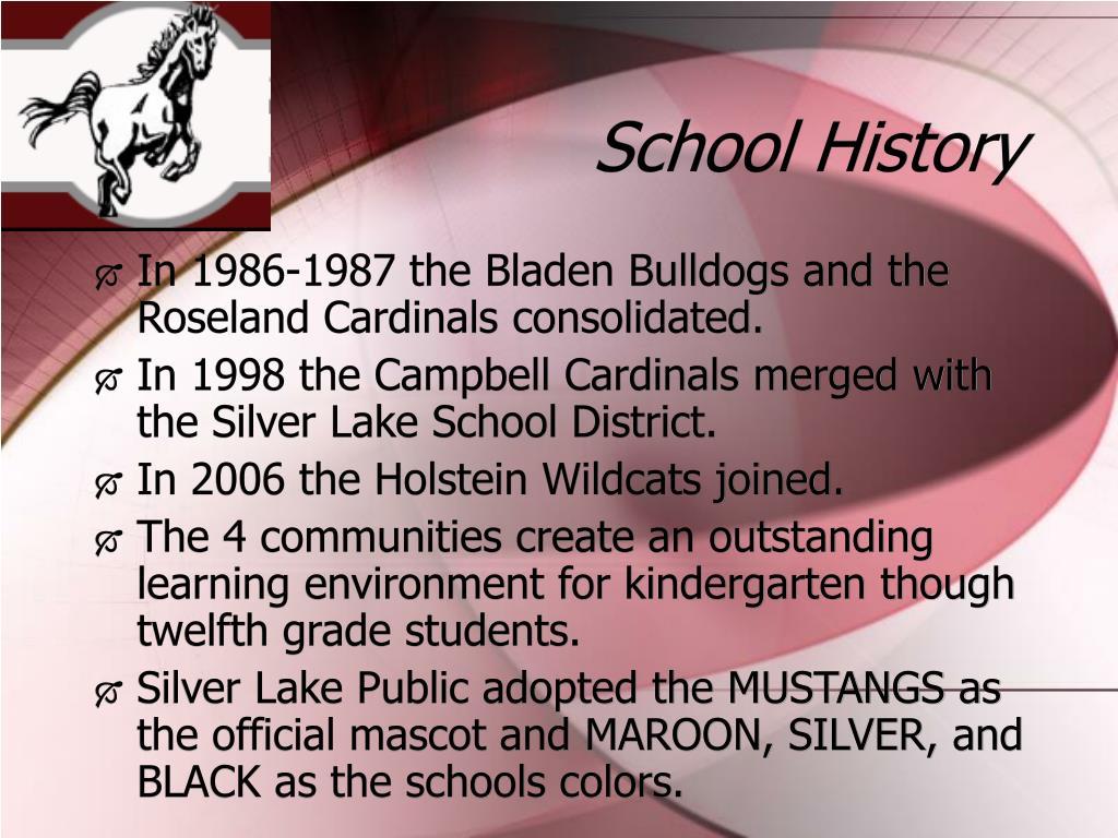 School History