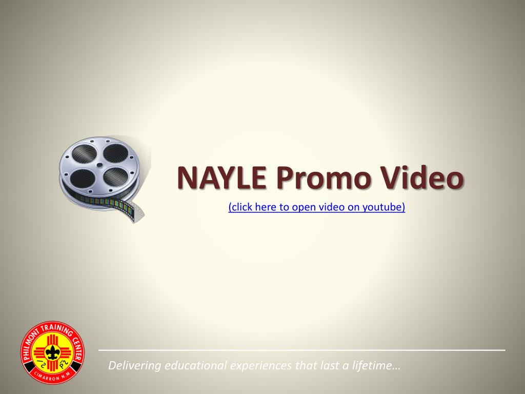 NAYLE Promo Video