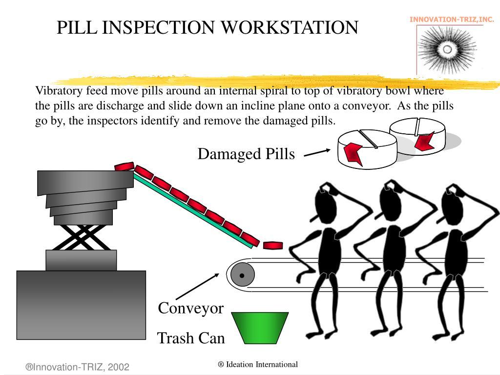 PILL INSPECTION WORKSTATION