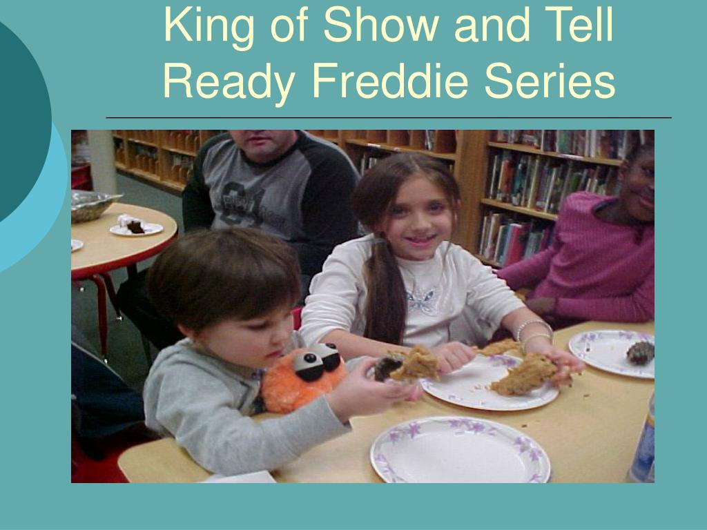 King of Show and Tell