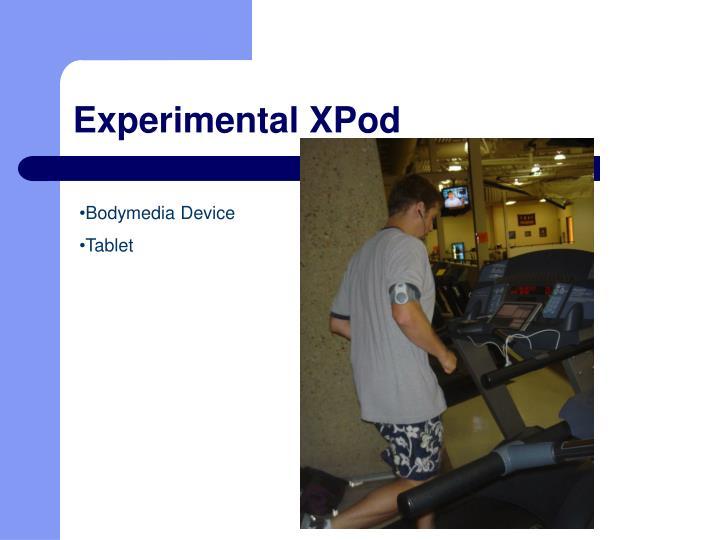 Experimental XPod