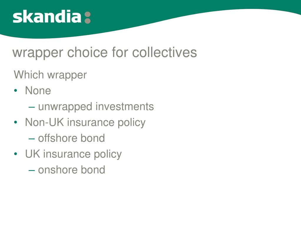 wrapper choice for collectives