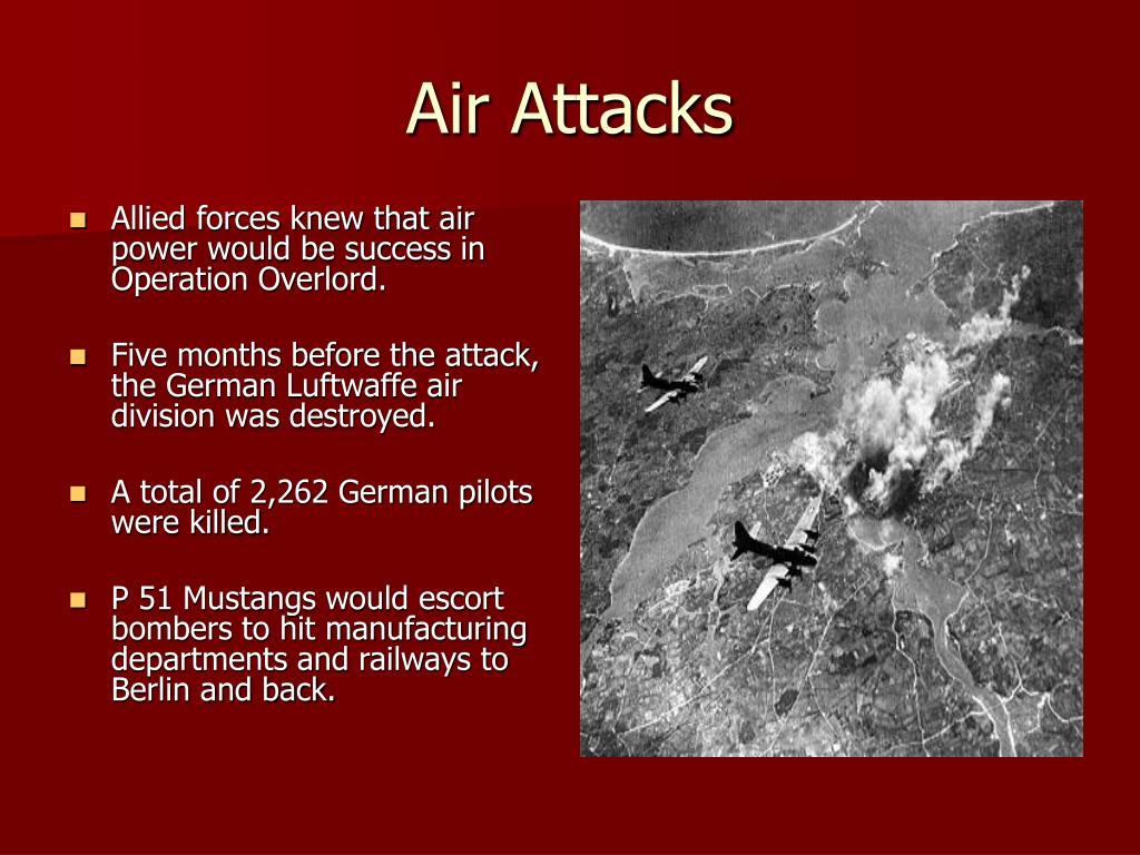 Air Attacks