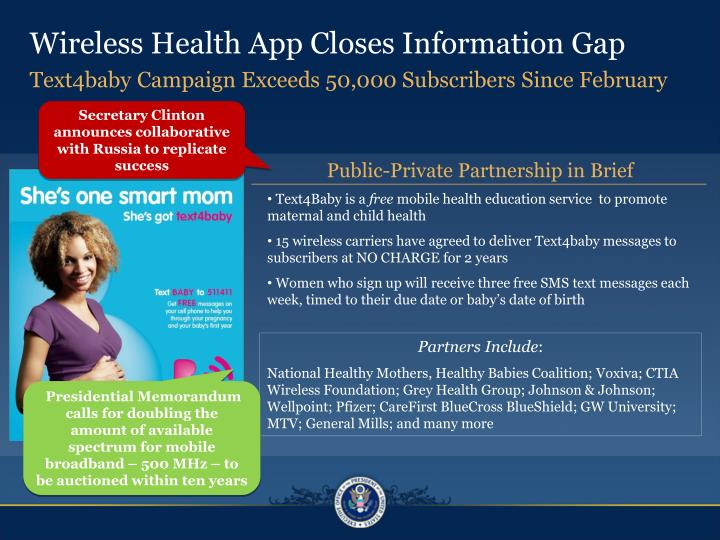 Wireless Health App Closes Information Gap