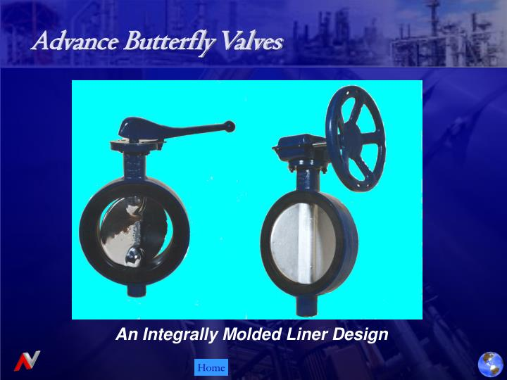 Advance Butterfly Valves