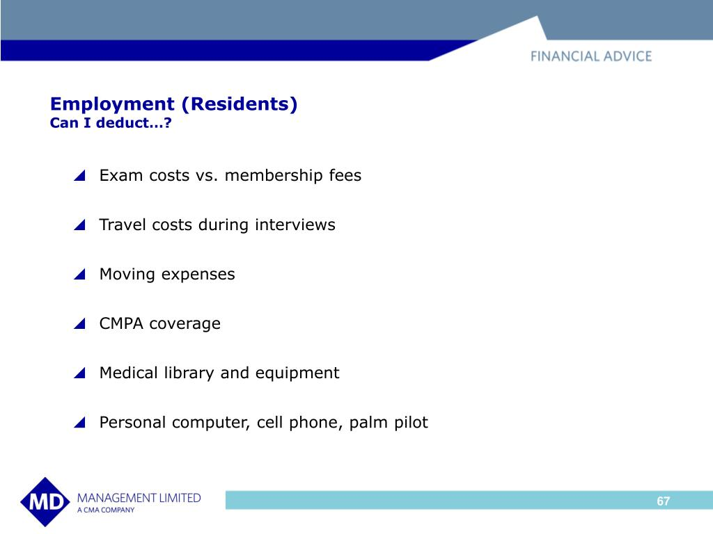 Employment (Residents)