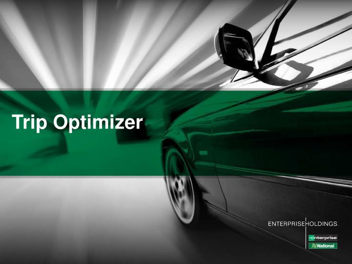 Trip Optimizer
