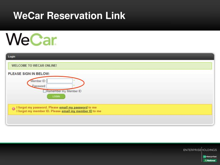 Closest National Rental Car Agency To