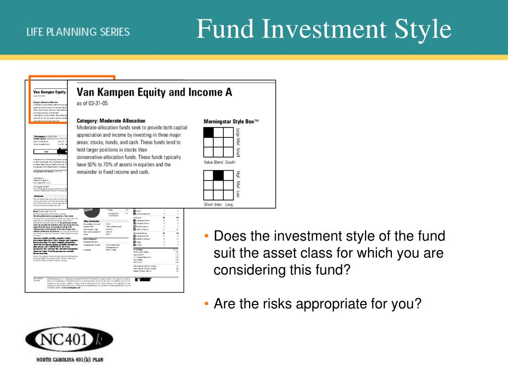 Fund Investment Style