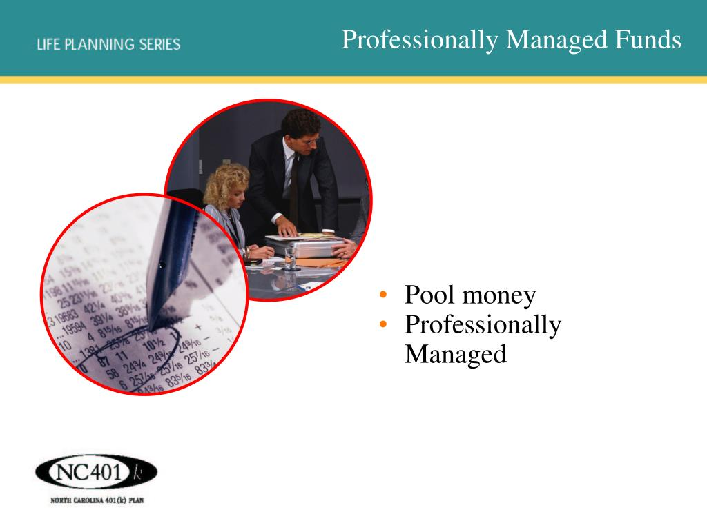 Professionally Managed Funds