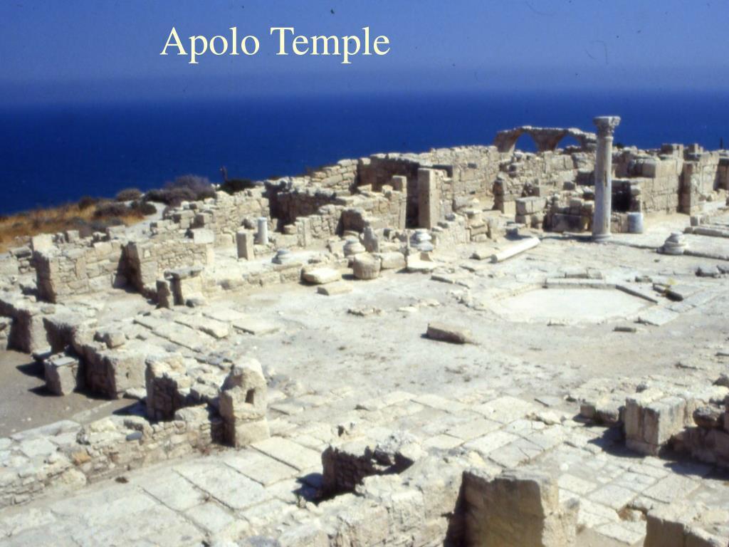 Apolo Temple
