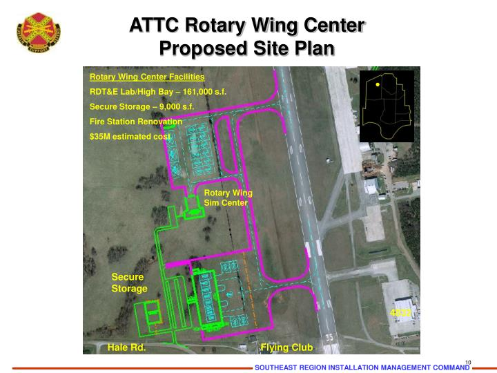 ATTC Rotary Wing Center