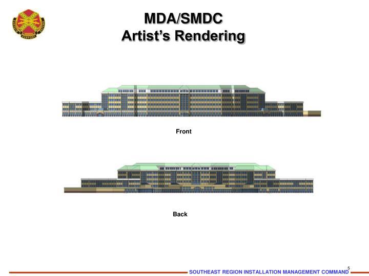 MDA/SMDC