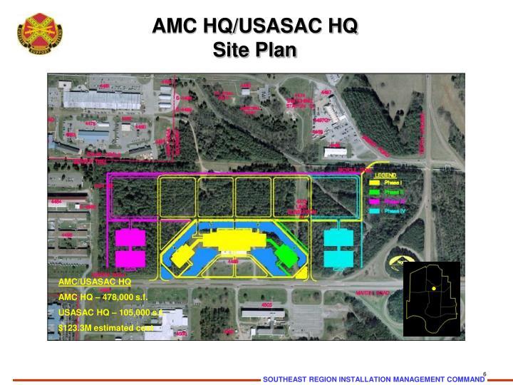 AMC HQ/USASAC HQ