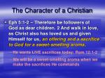 the character of a christian11