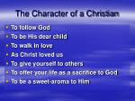 the character of a christian12