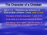 the character of a christian8