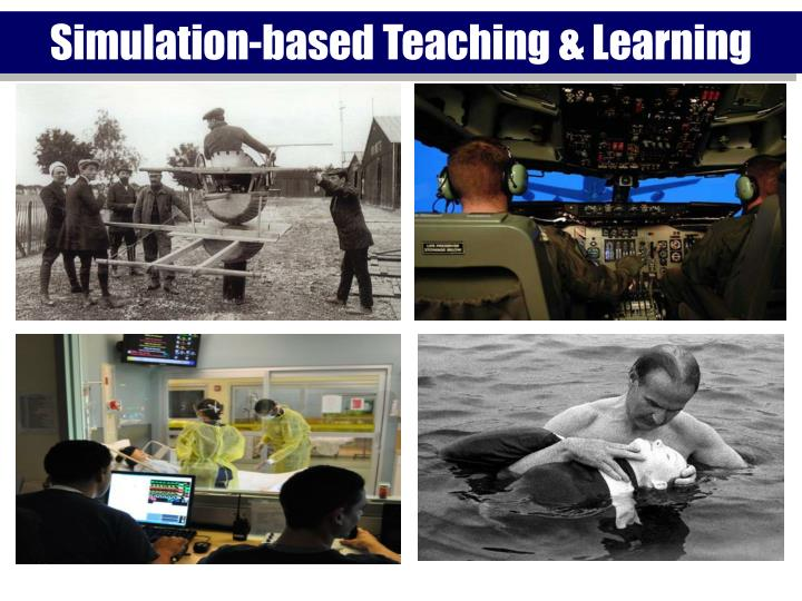 Simulation-based Teaching & Learning