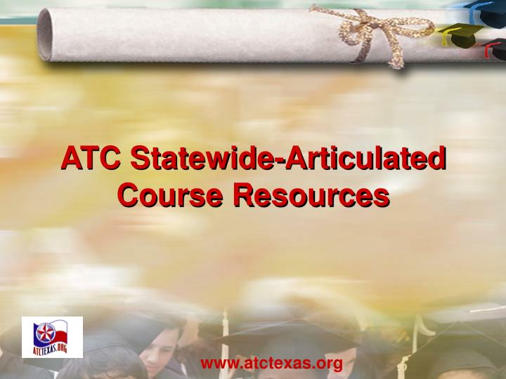 ATC Statewide-Articulated