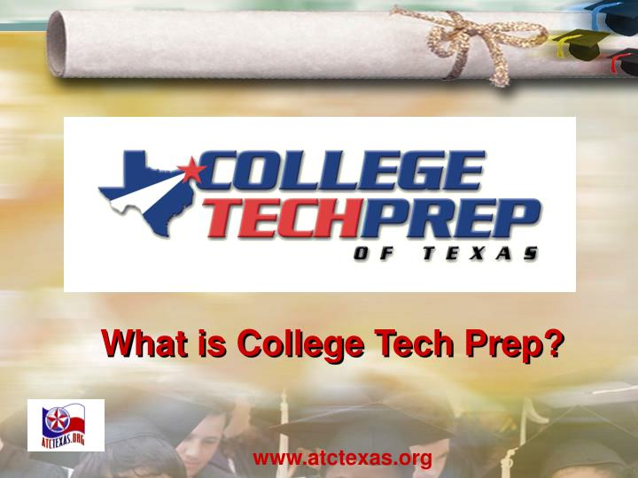 What is College Tech Prep?