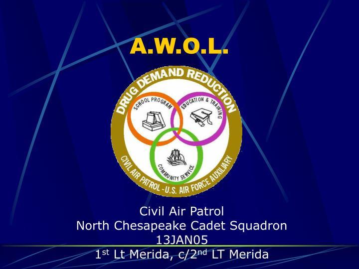 A.W.O.L.
