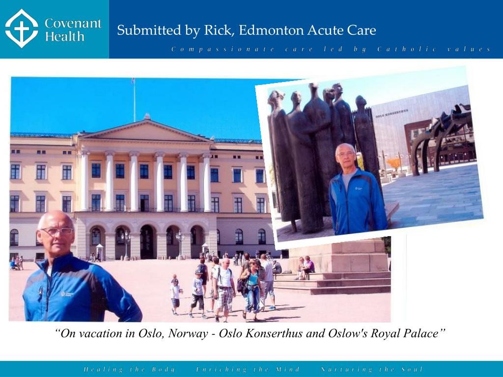 Submitted by Rick, Edmonton Acute Care